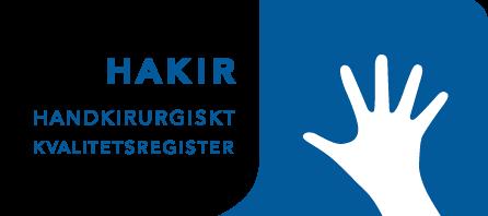 Logotyp för HAKIR-registret.