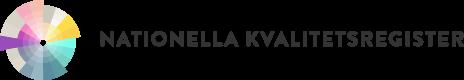 Logotyp för Nationella Kvalitetsregister.