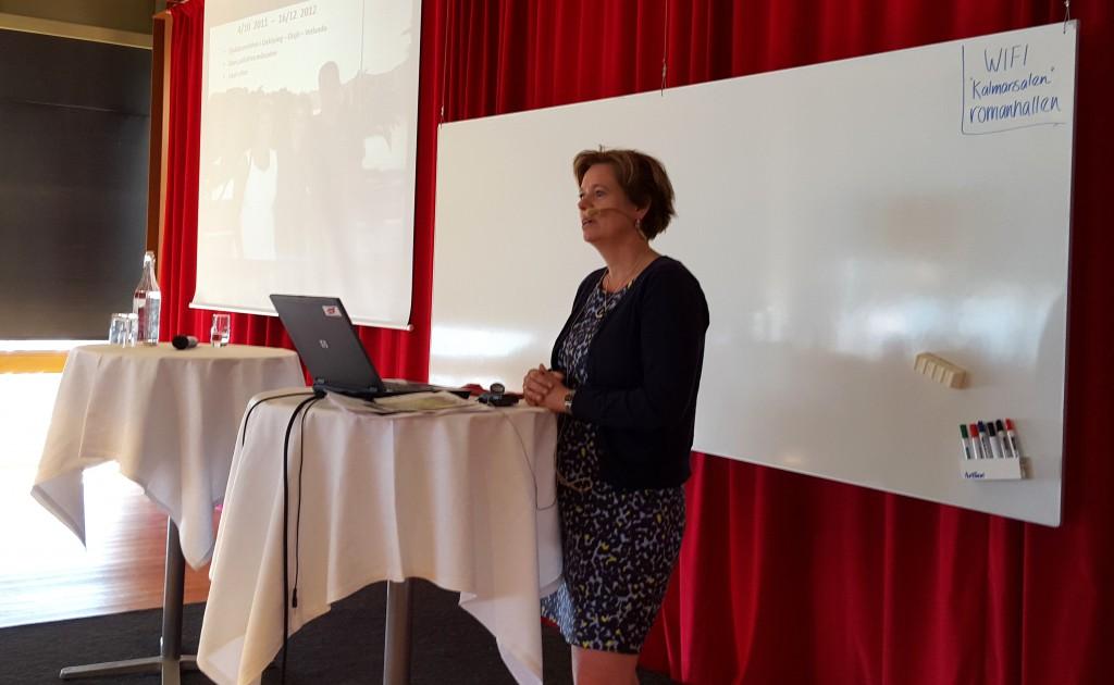 Louise Nordlund Isaksson.