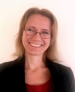Nina Lindblad.