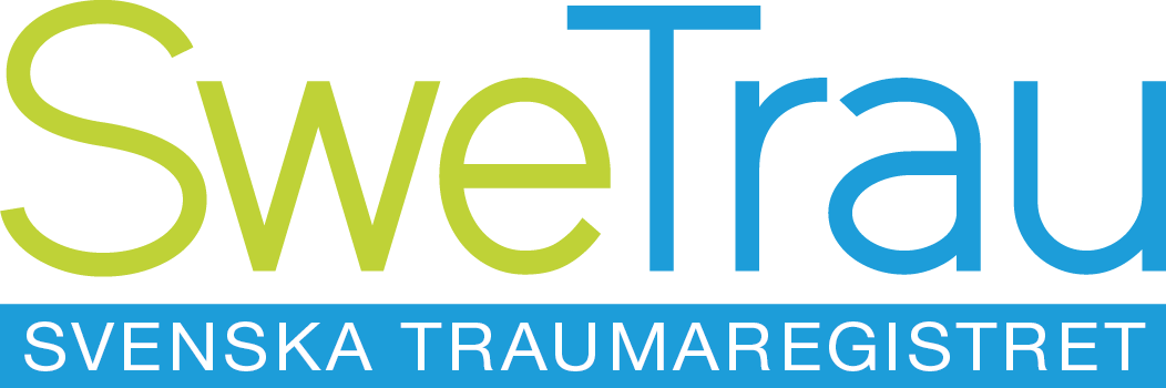 Logotyp för SweTrau.